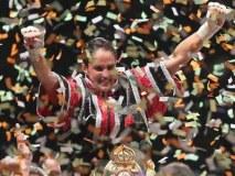 La boxeadora peruana Kina Malkpartida retuvo el título mundial de la AMB