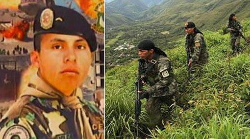 Policía César Vilca, nuevo héroe nacional