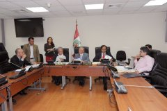 Foto Congreso / Fujimorista Julio Gagó en manos de la comisión de Ética