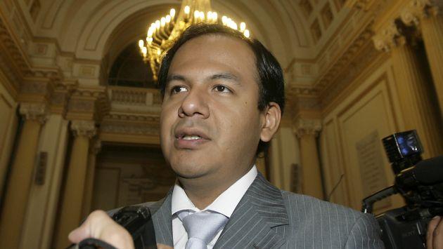 Congresista Juan Díaz Dios