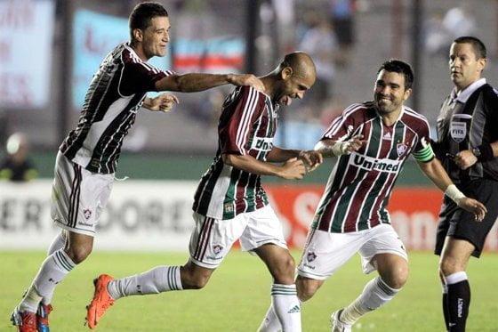 Fluminense eliminó al Inter de Porto Alegre. Boca Juniors será su próximo rival