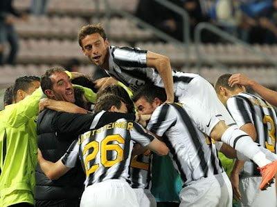 Juventus alzó su Scudetto 28 en la Serie A de Italia