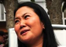 """Keiko Fujimori: """"Moción para investigarme, no tiene ni pies ni cabeza"""""""
