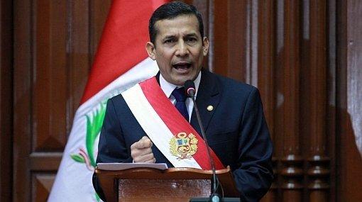 Foto El peruano / Ollanta Humala será convocado a declarar por caso López Meneses