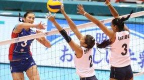 Rusia derrotó con facilidad a Perú