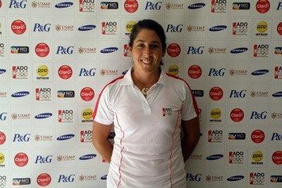 Paloma Schmidt clasificó a las Olimpiadas de Londres 2012