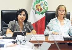 Ana Jara y Luisa María Cuculiza