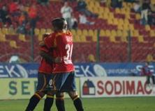 """Unión Española fue más que la """"U"""". Los chilenos ganaron por 4-2"""