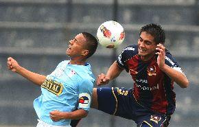 Sporting Cristal perdió 3-1 ante Cerro Porteño en la Copa Libertadores Sub 20