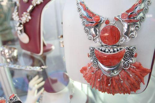 Joyería de plata peruana impresionó en feria estadounidense