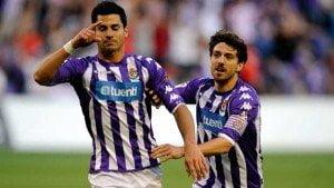 Luego de dos años, Valladolid volvió a la primera división del fútbol español