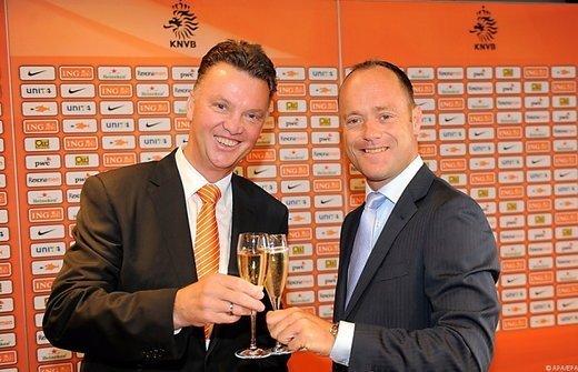 Van Gaal  nuevamente será entrenador de la selección holandesa de fútbol