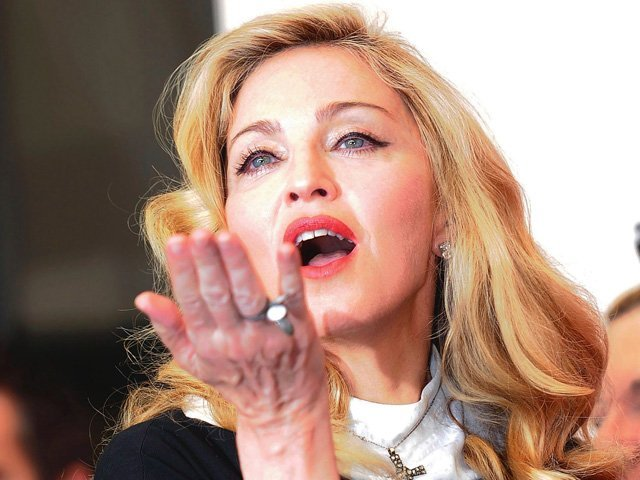 Madonna no viene