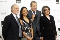 Nadine Heredia dijo que Testino ha puesto el nombre del Perú en el mundo