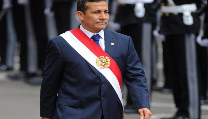 Ollanta Humala se reúne este lunes con voceros de oposición