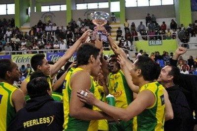 Peerles quiere obtener el bicampeonato nacional. Por lo pronto, hoy se coronó campeón del Apertura 2012