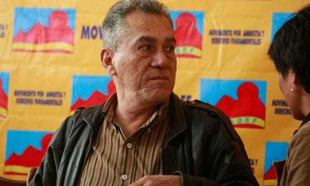 Abogado de Abimael Guzmán, Alfredo Crespo