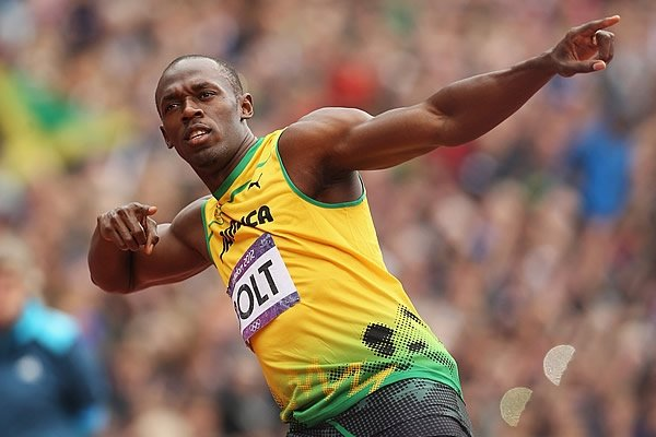 Usain Bolt sigue haciendo historia en el atletismo. Hoy obtuvo el oro en los 200 metros planos