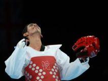 El taekwondista Oscar Muñoz consiguió la quinta medalla para Colombia en Londres