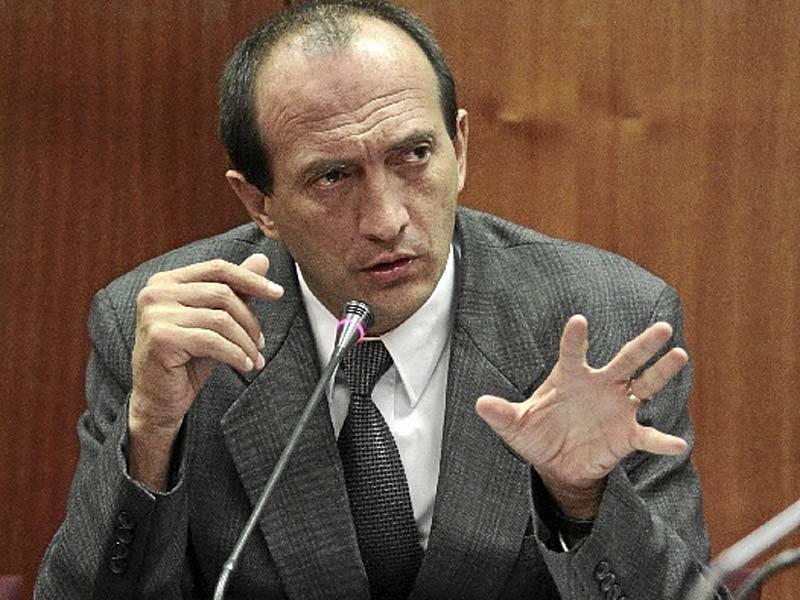 Congresista Juan Carlos Eguren