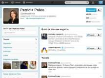 Cuenta falsa de Patricia Poleo