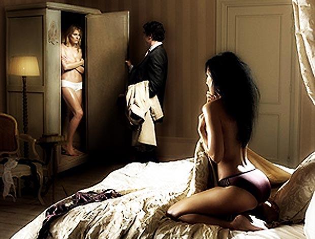 Infidelidad en cuestión (Foto:diariofemenino.com)