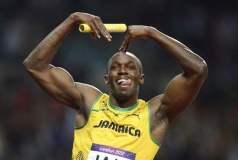 Usain Bolt ha ganado 6 medallas de oro obteniendo los 100 y 200 metros planos así como también la posta 4 x 100, tanto en Beijing 2008 y Londres 2012