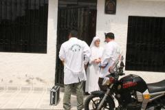 Una religiosa es interrogada por la Policía