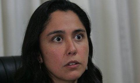 """Nadine Heredia en Twitter: """"Hay que investigar la lacra desde los 90"""""""