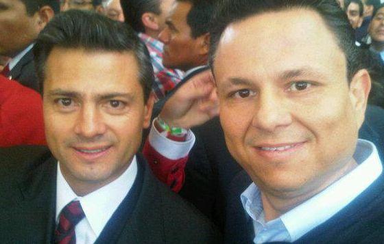 El virtual presidente de México y presunto narco Rafael Humberto Celaya Valenzuela