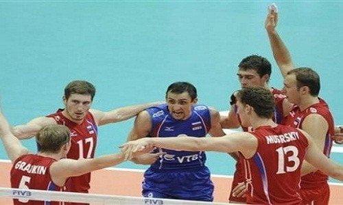 Rusia tras estar dos sets abajo logró derrotar a Brasil y con ello obtener la medalla de oro en el voleibol masculino