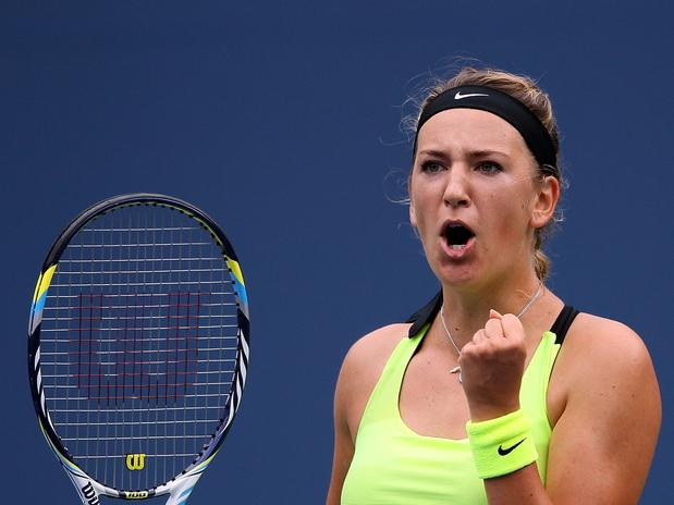 Azarenka derrotó a Sharapova y por consiguiente llegó a la final del Abierto de los Estados Unidos