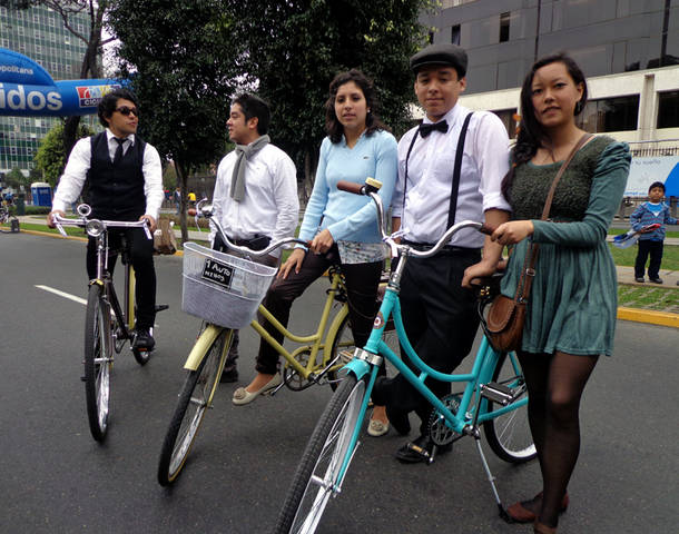 Bicicletada de Etiqueta