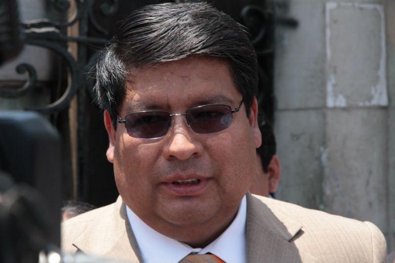 Congresista Néstor Valqui