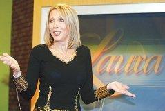 """Laura Bozzo: """"La prensa, políticos y el PJ me hicieron mier..."""""""