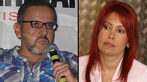 Beto Ortiz y Magaly Medina