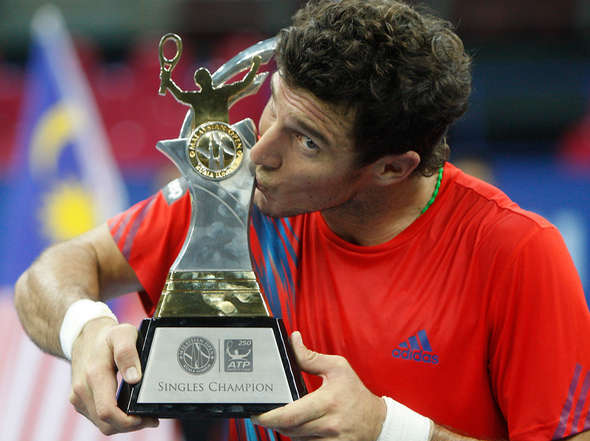 Juan Mónaco será a partir de mañana el décimo del ranking ATP tras obtener el torneo de Kuala Lumpur