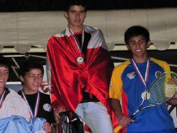 El juvenil Diego Elías, le dio al Perú el primer campeonato de Squash en un Torneo Panamericano