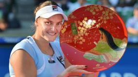 Nadia Petrova obtuvo el título de Tokio, el más importante de su carrera según la propia tenista rusa