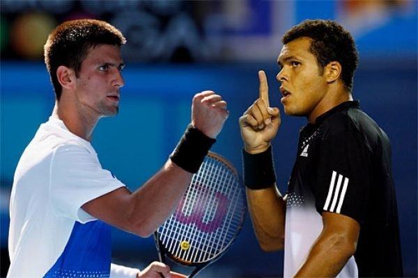 Novak Djokovic y Jo-Wilfried Tsonga aparecen como favoritos para disputar la final del Torneo de Pekín