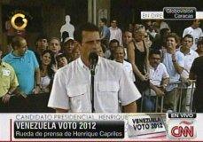 """Capriles tras audio chavista: """"Es muy grave y hay un antro de corrupción"""""""