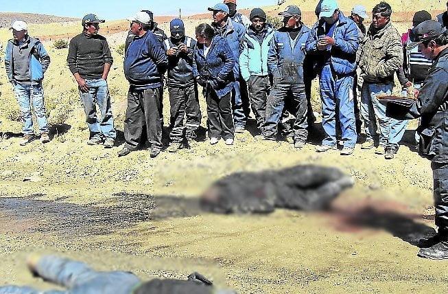 Crimen en Puno (Correo)