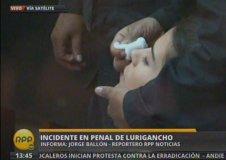 Eva Bracamonte sufre desmayo