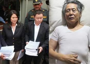Ollanta Humala decidió no indultar al expresidente Alberto Fujimori
