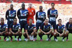 Inglaterra no apoyará la conformación de una selección de futbol de Gran Bretaña para Río de Janeiro 2016