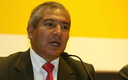 Ministro Wilfredo Pedraza