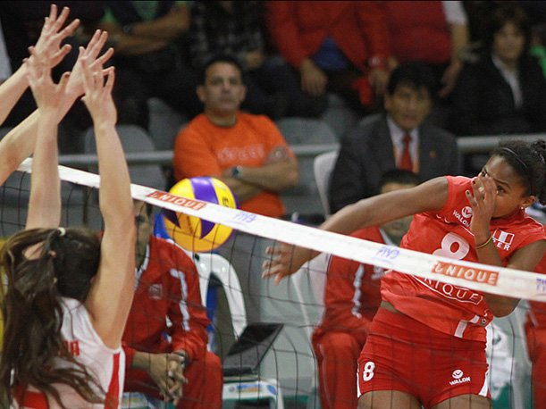 La selección de vóley  buscará mañana derrotar a Colombia para clasificar al mundial de República Checa 2013