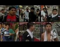 Rostros de delincuentes infiltrados en La Parada