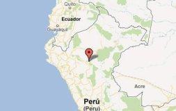 Sismo en la región San Martín