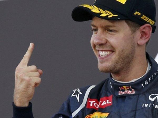 El bicampeón mundial, Sebastian Vettel, se llevó el Gran Premio de Japón y se acercó al líder Alonso